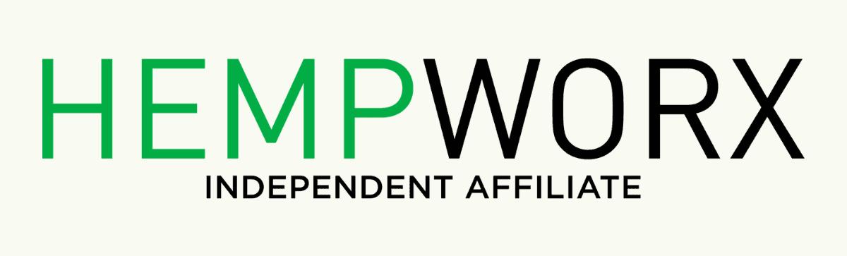 HempWorx Indpendent Affiliate Logo
