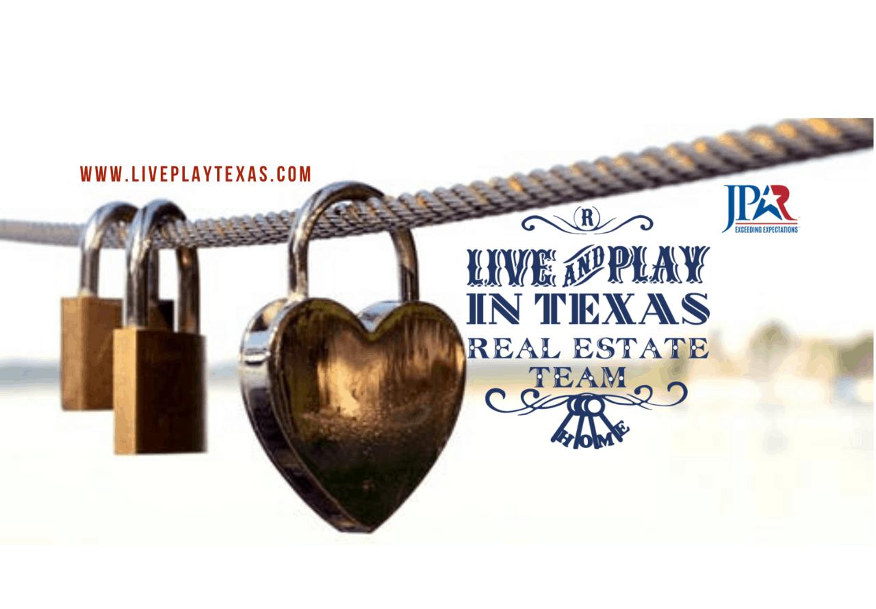 live play texas real estate team logo