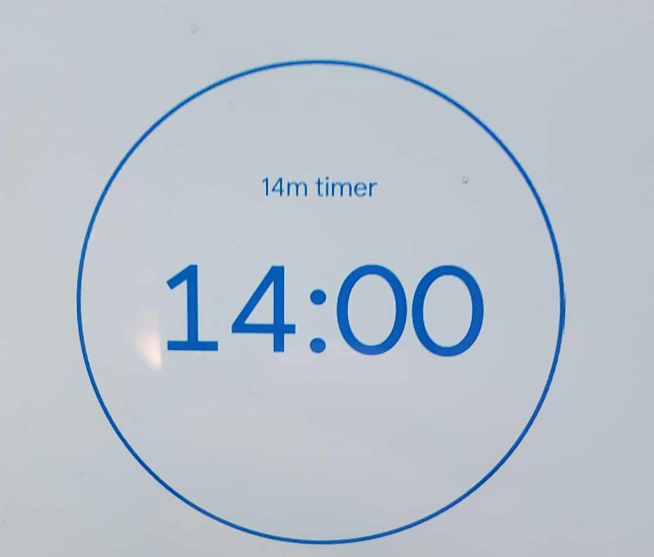 timerfor14min